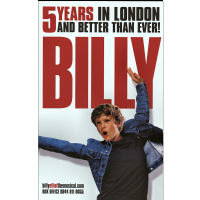 Billy Elliot 5 Years Poster